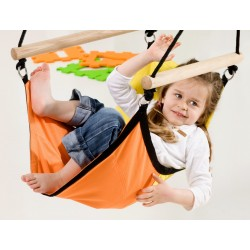 Hammock KID'S SWINGER, Yellow