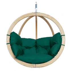 Hamakas GLOBO CHAIR, Verde