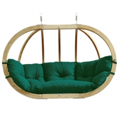 Hamakas GLOBO ROYAL CHAIR, Verde