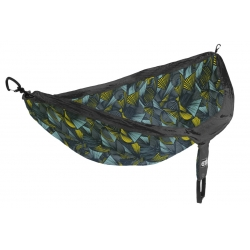 Eno DOUBLENEST Print, Tribal Charcoal